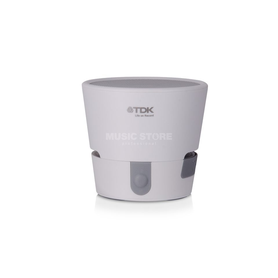 TDK TREK MINI A08 white Bluetooth Speaker Produktbild