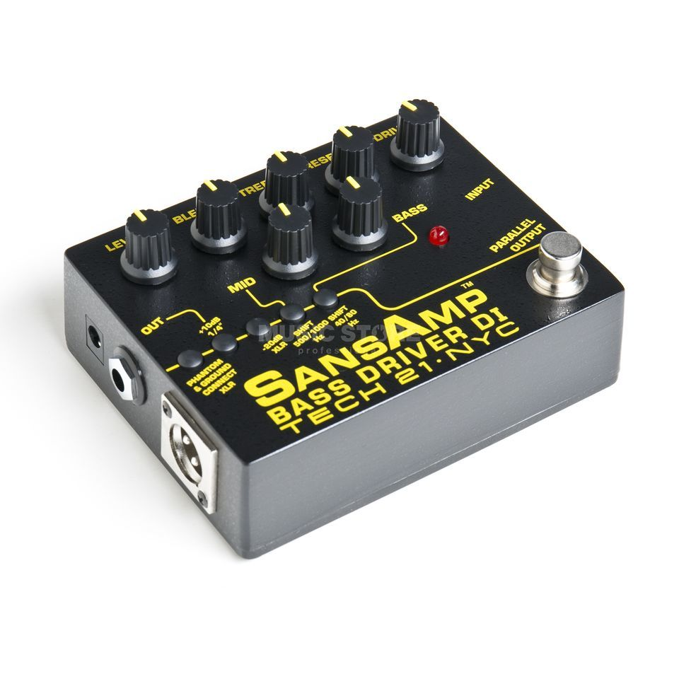 Tech 21 SansAmp Bass Driver DI V2 Product Image