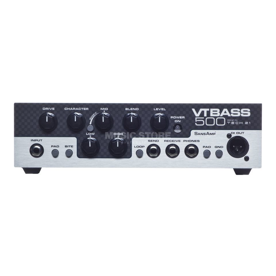 Tech 21 VT-500 Head Produktbillede