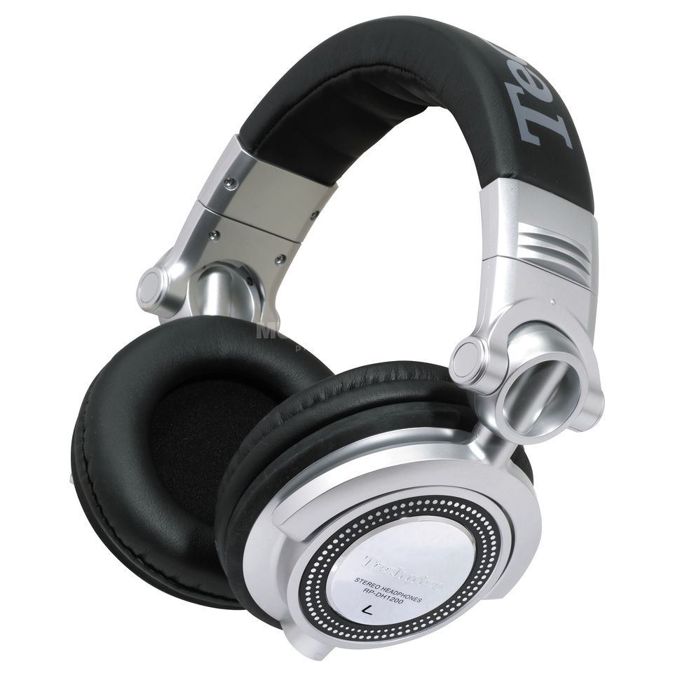 Technics RP-DH1200 DJ Headphones closed Zdjęcie produktu