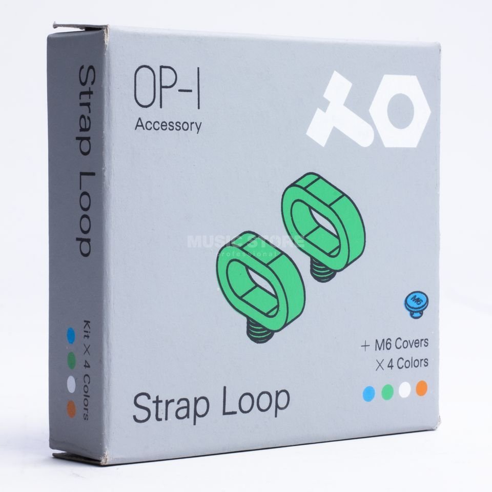 Teenage Engineering OP-1 Strap Loop Strap Loop Accessory For OP-1 Produktbillede