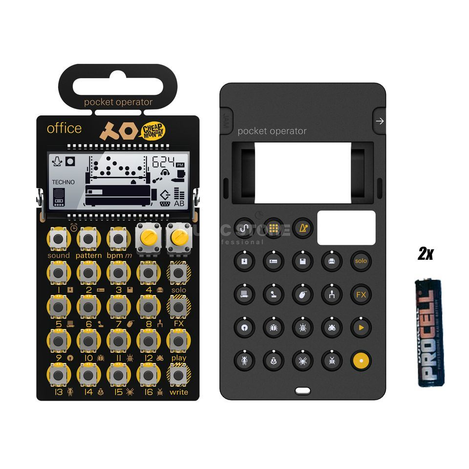 Teenage Engineering PO-24 office Complete - Set Produktbild
