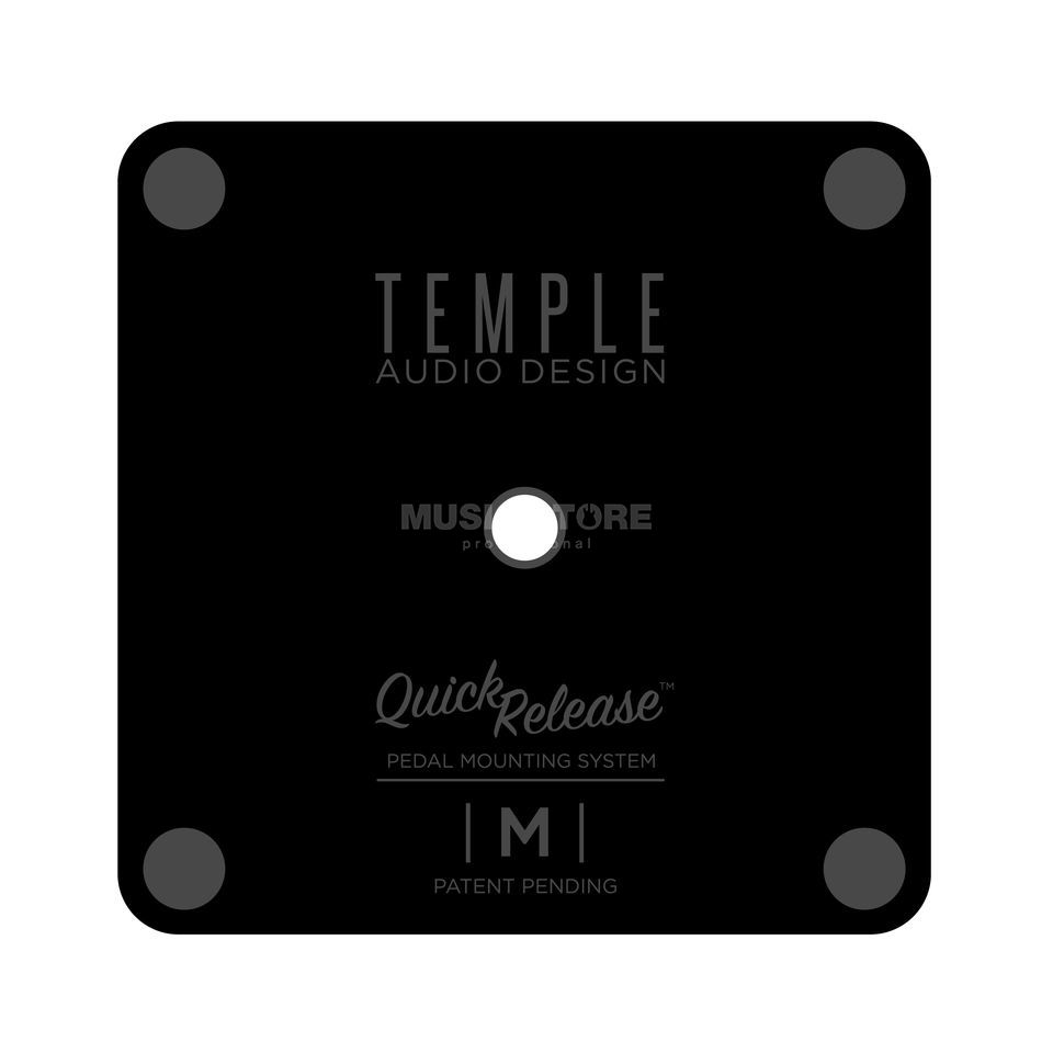 Temple Audio Design Medium Mounting Plate Produktbillede