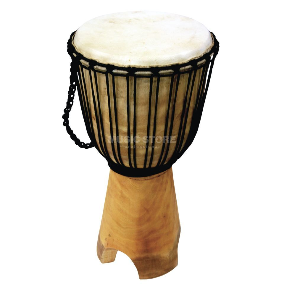 Terré Stand-Djembe natur, oiled,  Produktbillede