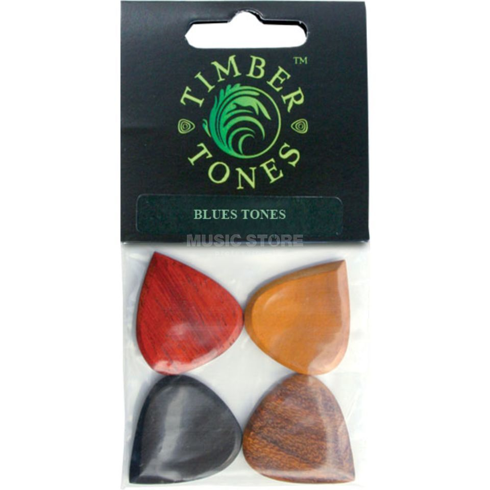 Timber Tones Blues Tones Mixed Pack TM 4er Pack Produktbillede