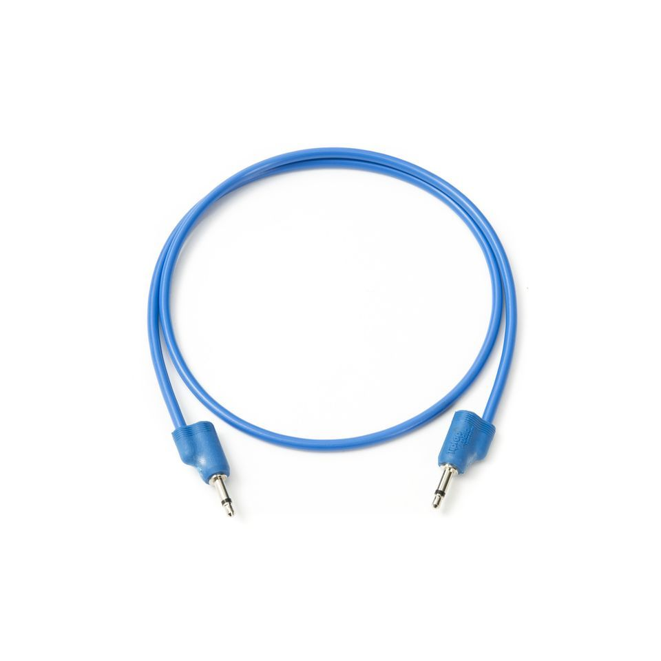 Tiptop Audio Blue Stackcables Productafbeelding