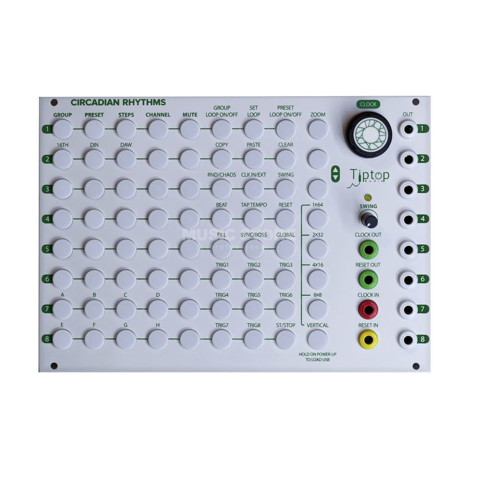 Tiptop Audio Circadian Rhythms Product Image
