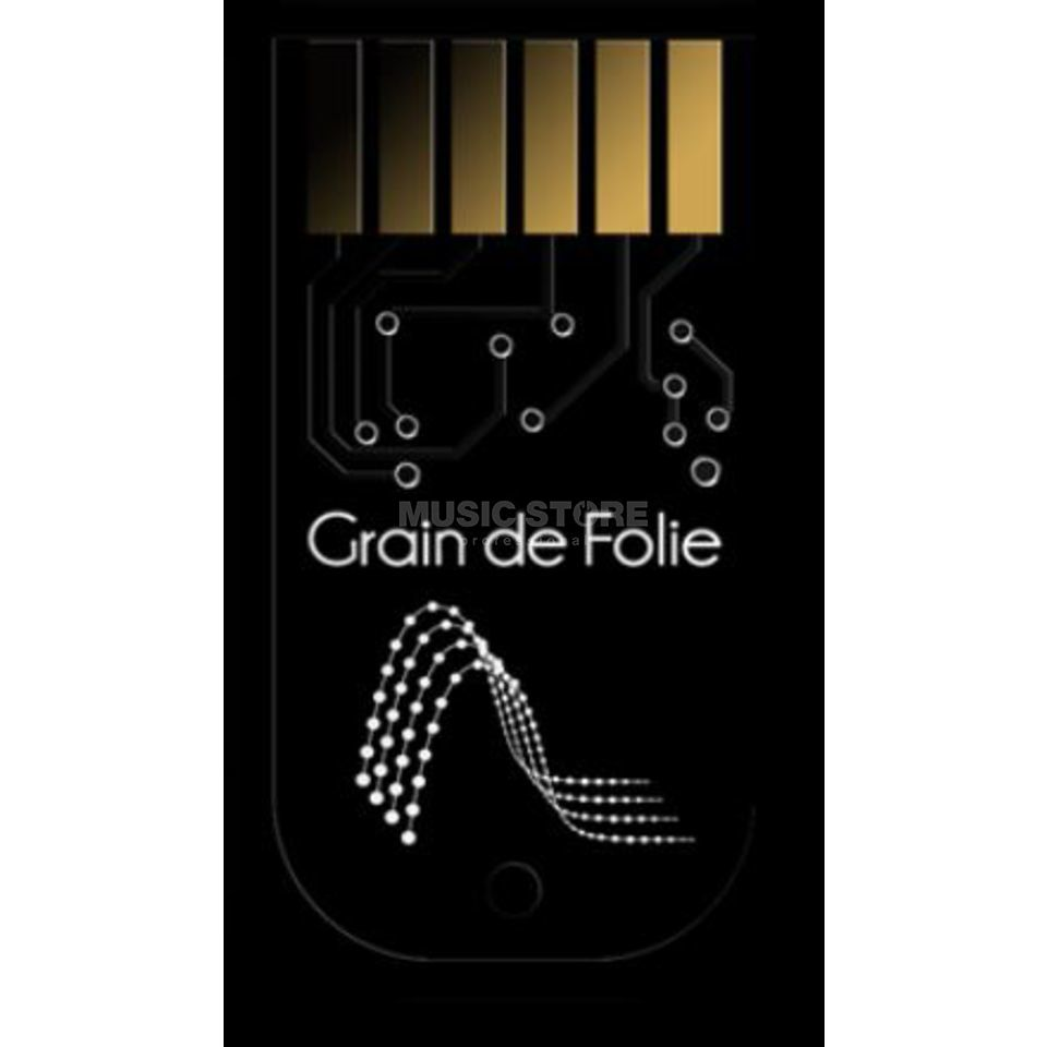 Tiptop Audio Grain de Folie Granular ZDSP Cartridge Product Image