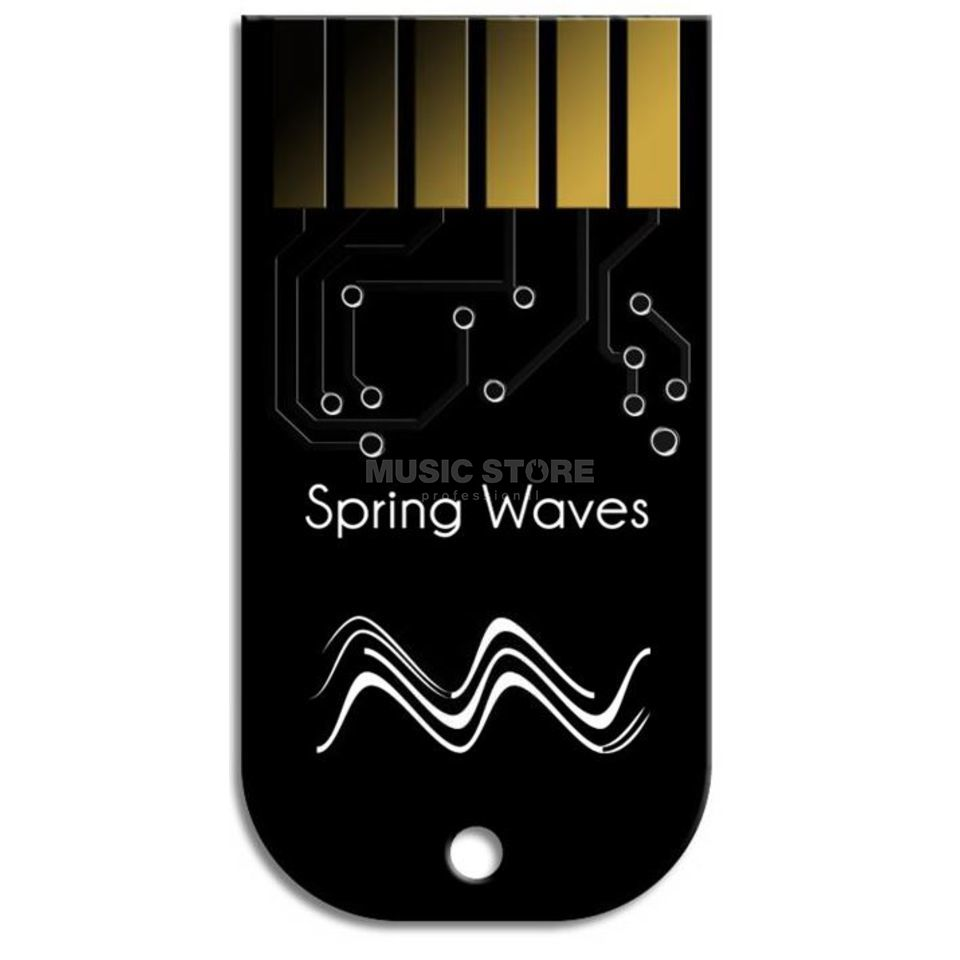 Tiptop Audio Spring Waves ZDSP Cartridge Produktbild