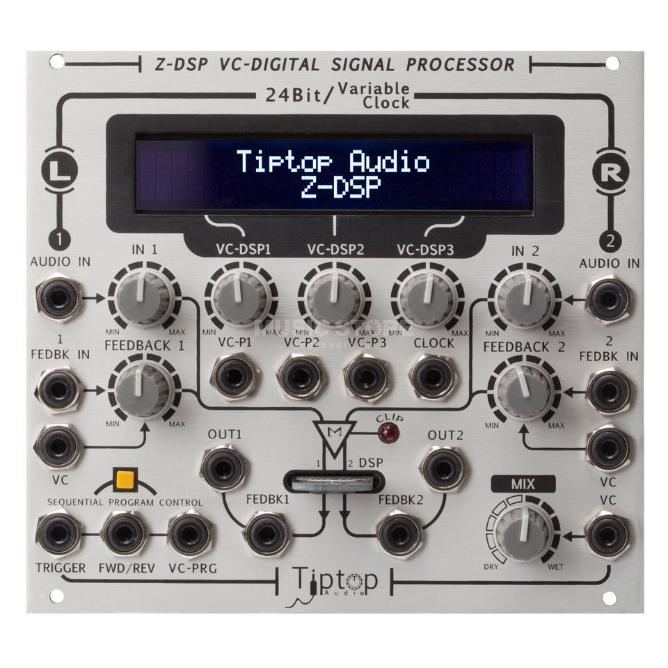 Tiptop Audio Z-DSP Productafbeelding