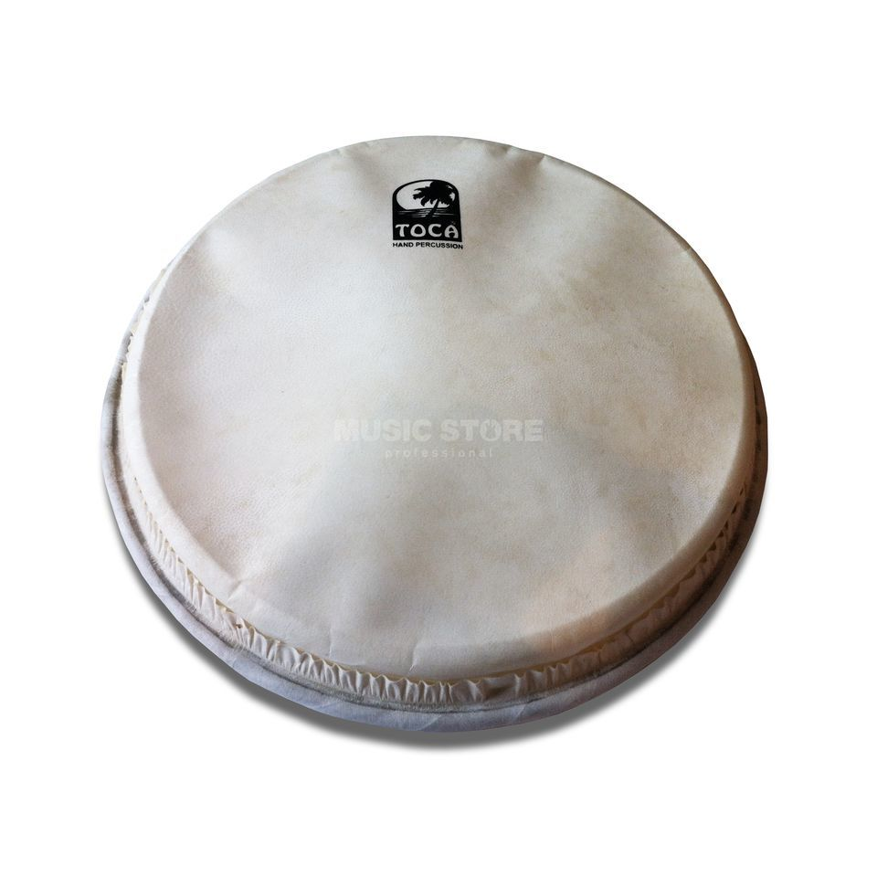 "Toca Percussion Djembe Head for SFDJM-12RP, 12"" Zdjęcie produktu"