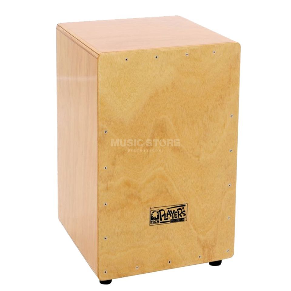 Toca Percussion Player´s Series Cajon TCAJ-PN, Natural, Overstock Produktbild