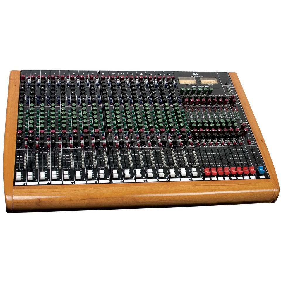 Toft Audio Design ATB 16 16-Channel Inline-Mixer  Produktbillede