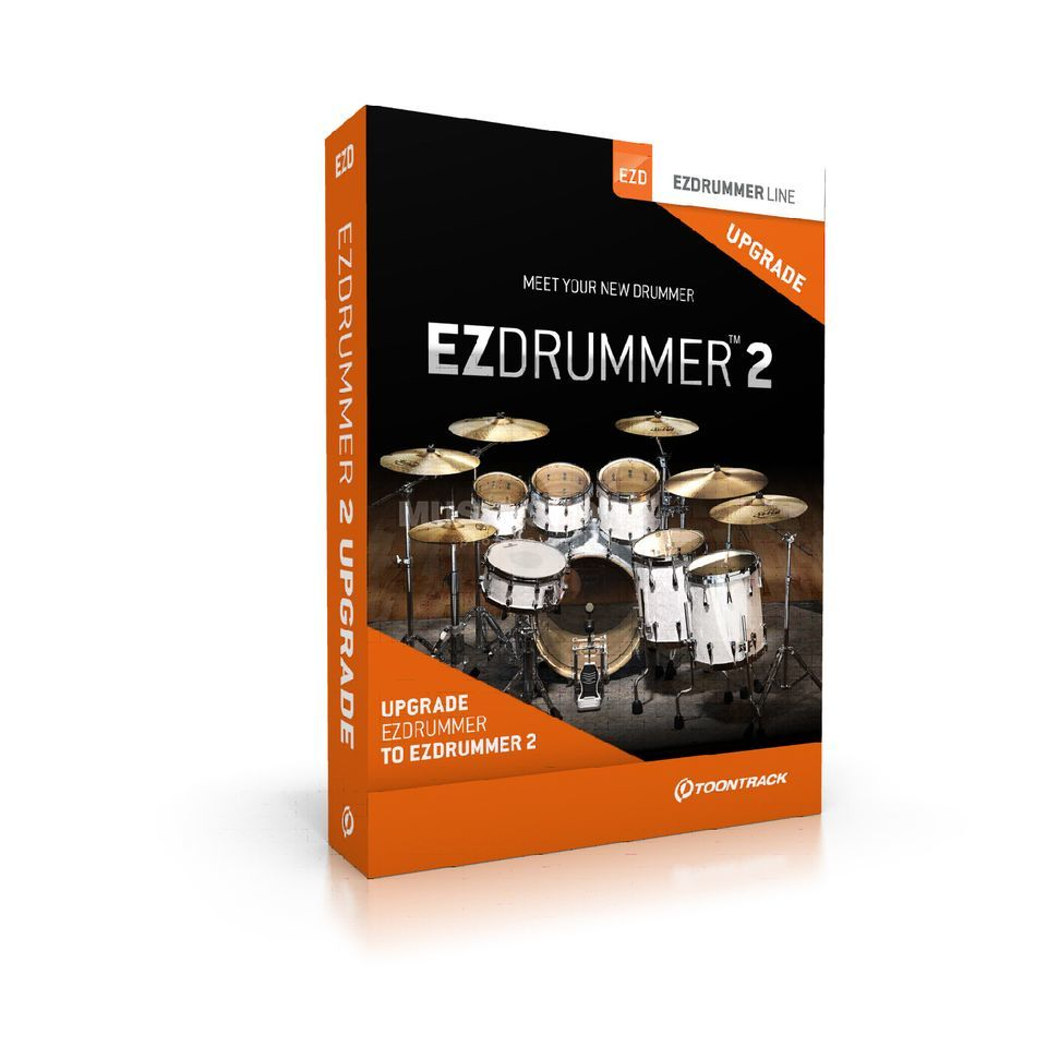 Toontrack ezdrummer v1.2.1 update pc and mac 05.03.2017