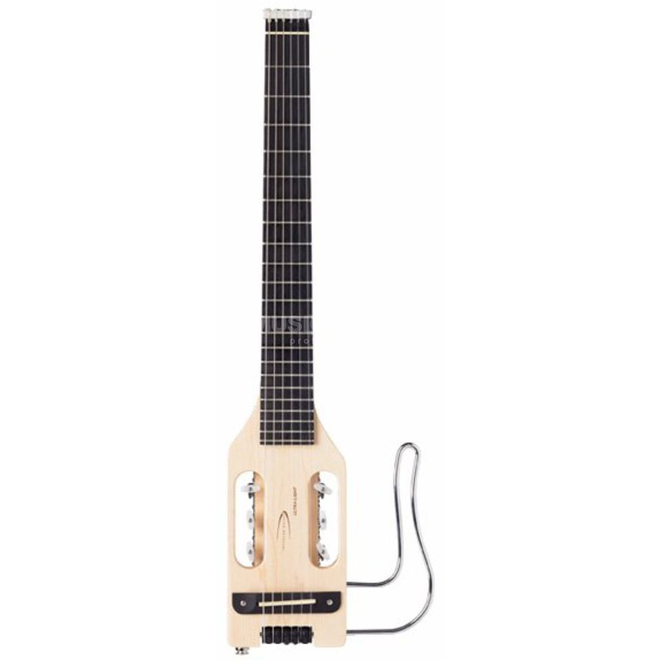 Traveler Guitar Ultra Light NT Nylon Natural Product Image