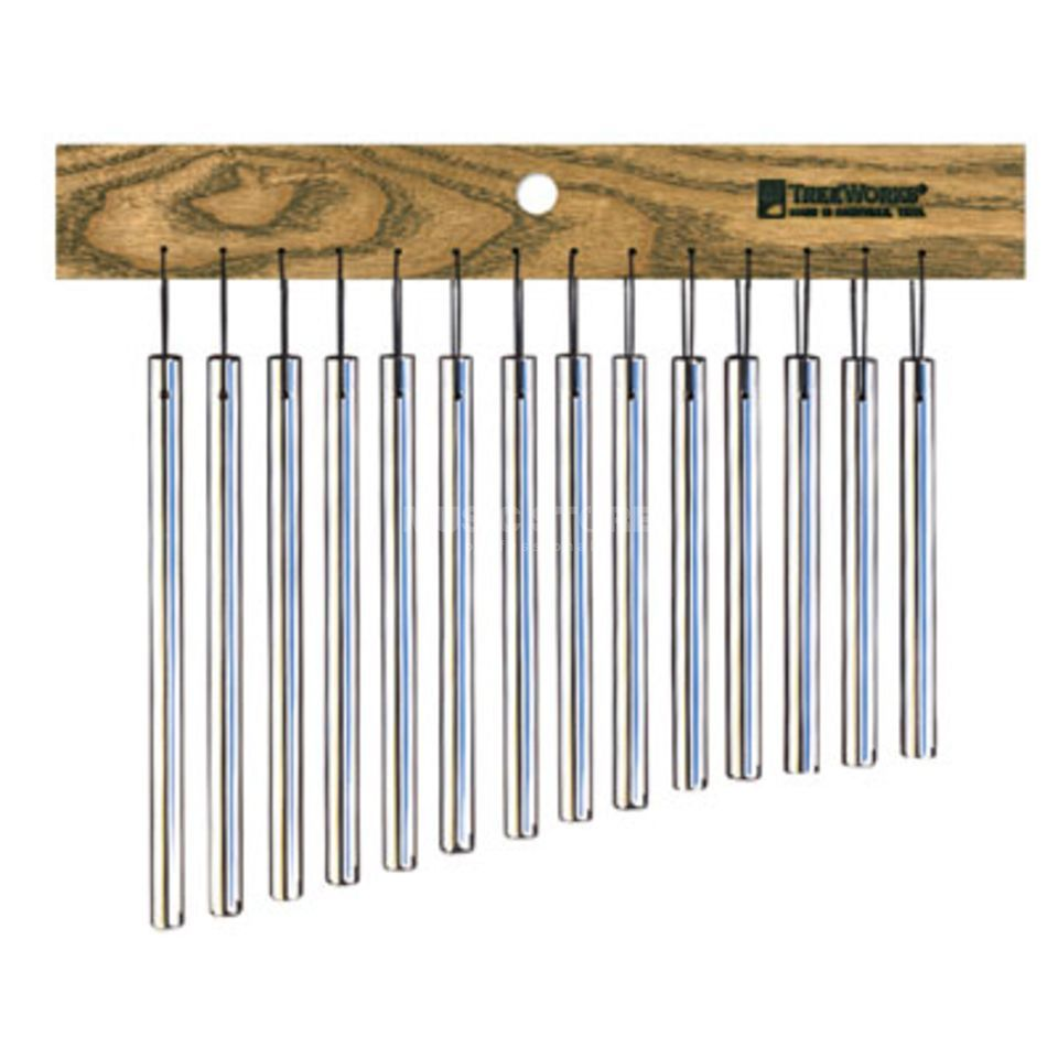 "TreeWorks Compact Chimes TRE417, 14 Bars, 3/8"", inkl Bag Productafbeelding"