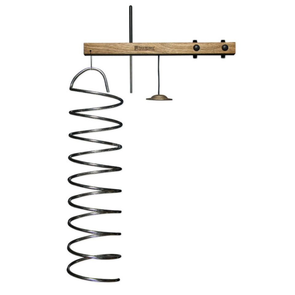 TreeWorks TREcoil, Spring Tree Spiral Effect incl. Holder Produktbillede