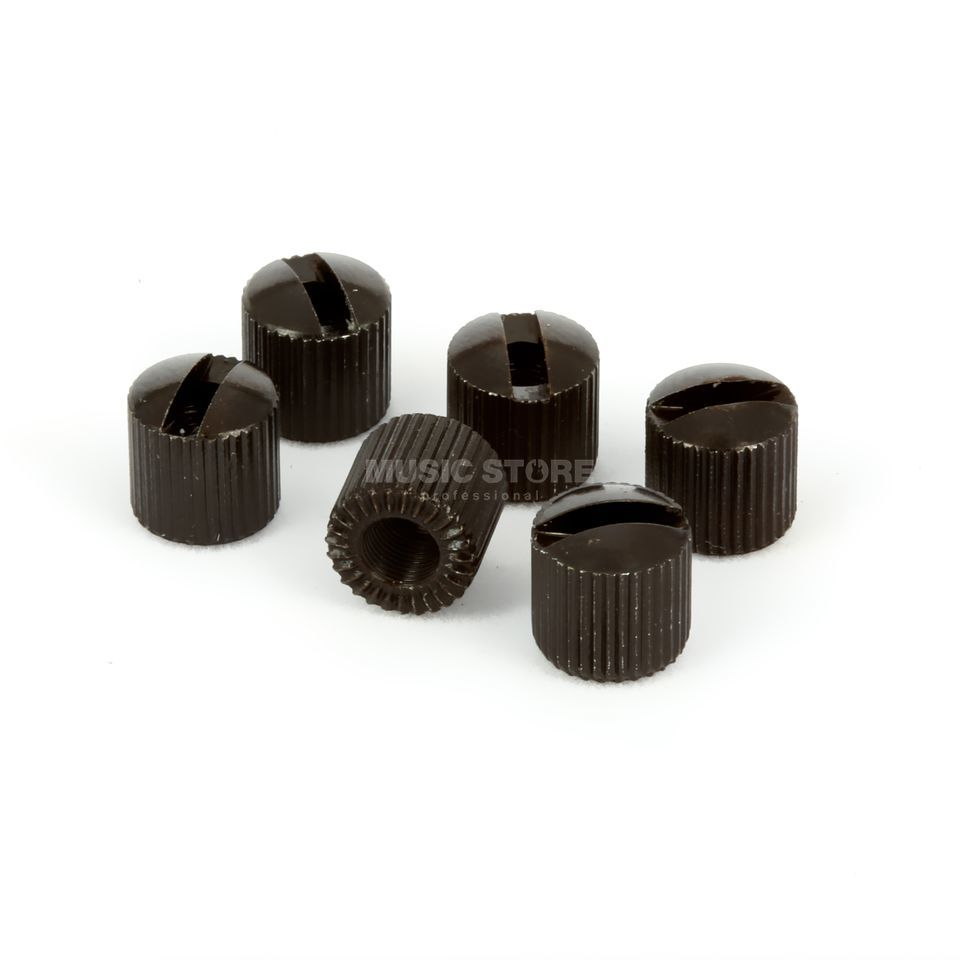 Tronical Lock Nuts Black Produktbild