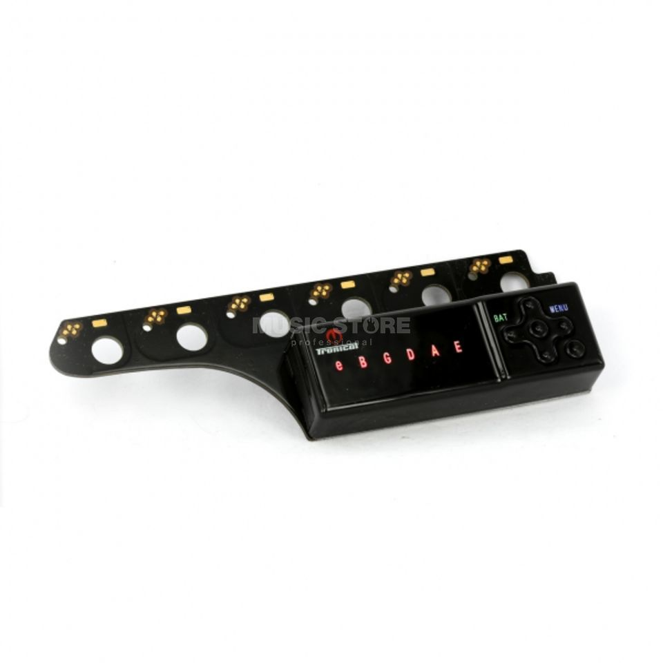 Tronical Tune Plus Backplate Typ C Strat, Tele, Pacifica u.a. Produktbild