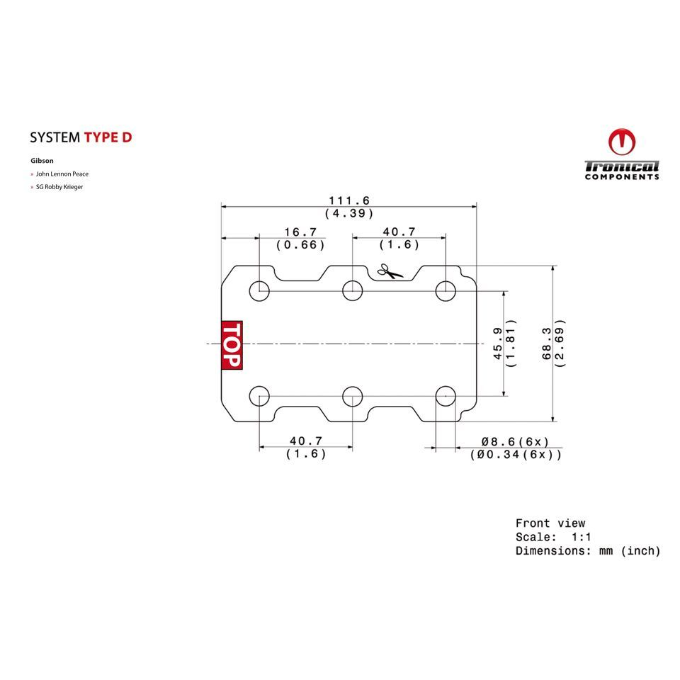 Tronical Tune System Type D Produktbild