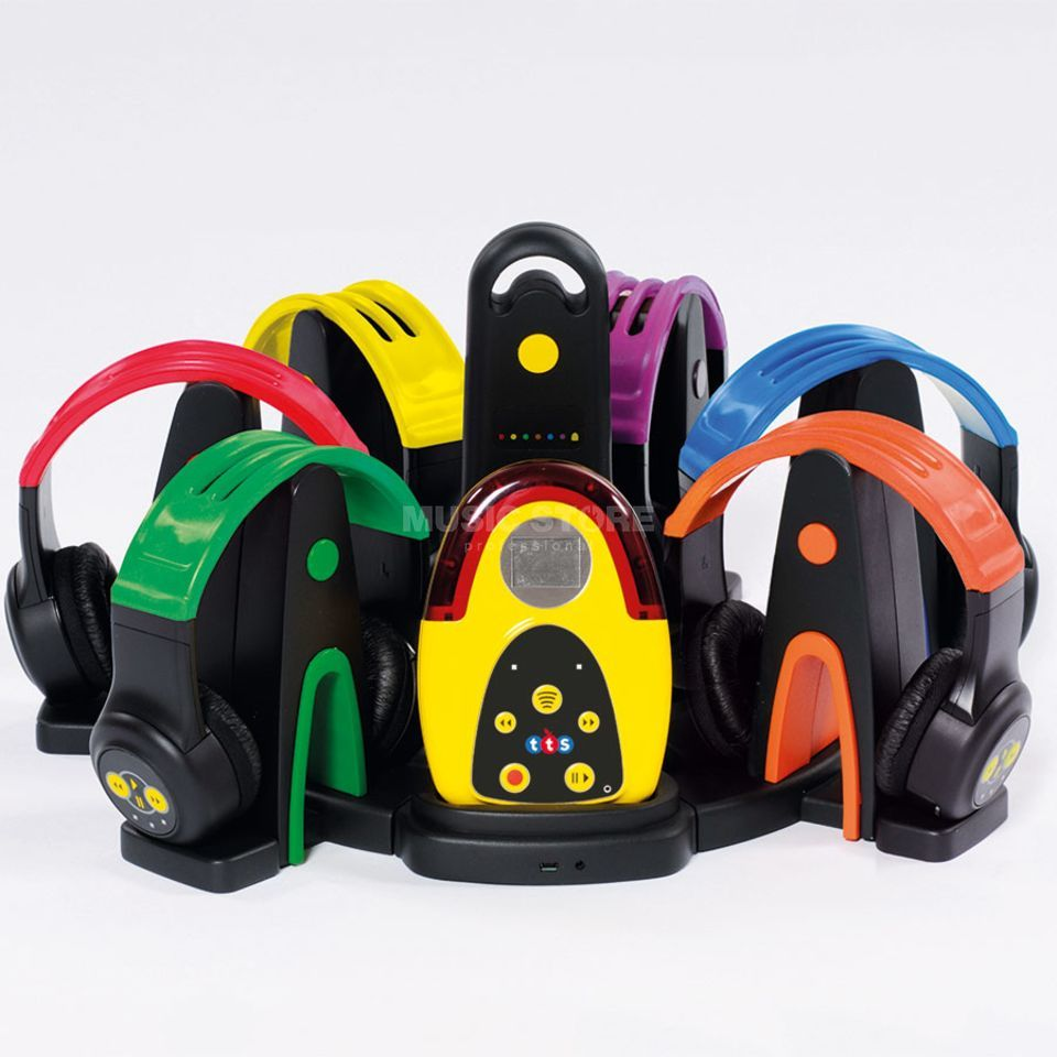 TTS EL00295 Easi-Ears Listening Station Produktbild