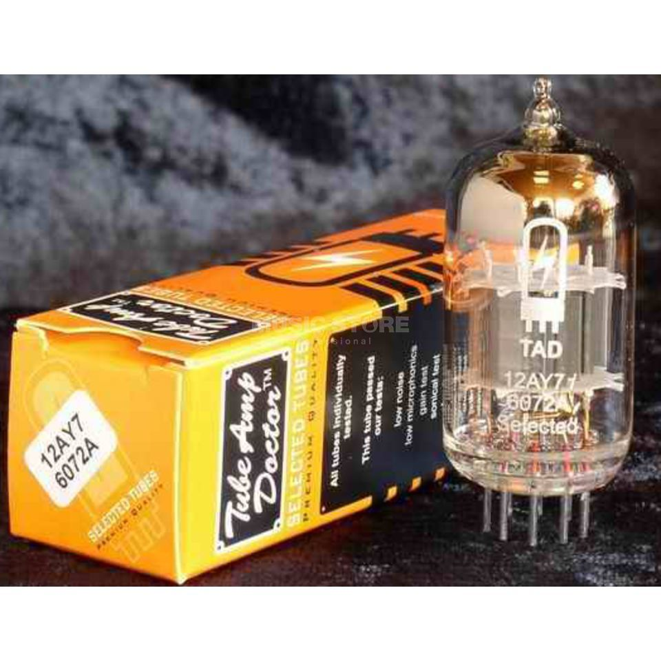 Tube Amp Doctor 12AY7 / 6072A Premium Selected  Produktbillede