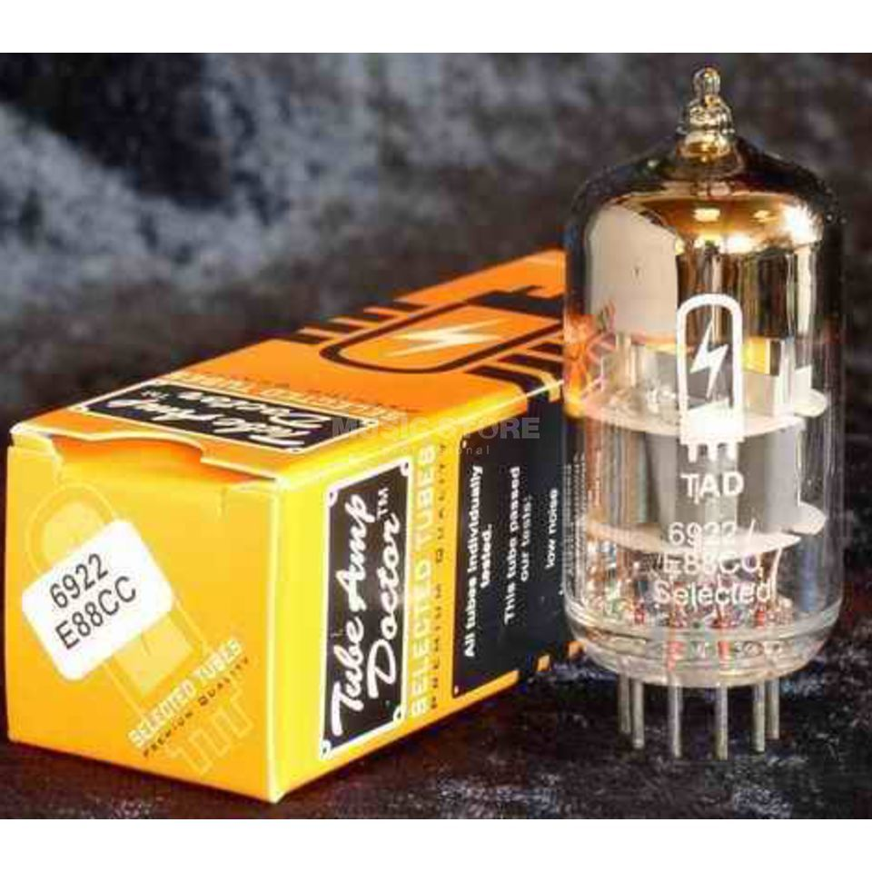 Tube Amp Doctor E88CC/6922 Selected Balanced Produktbillede