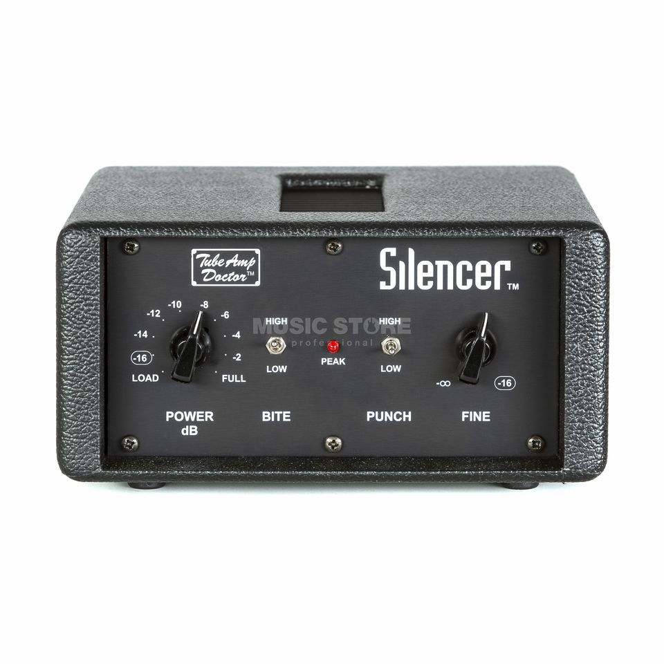 Tube Amp Doctor Silencer 16 Ohm Power Attenuator Produktbild