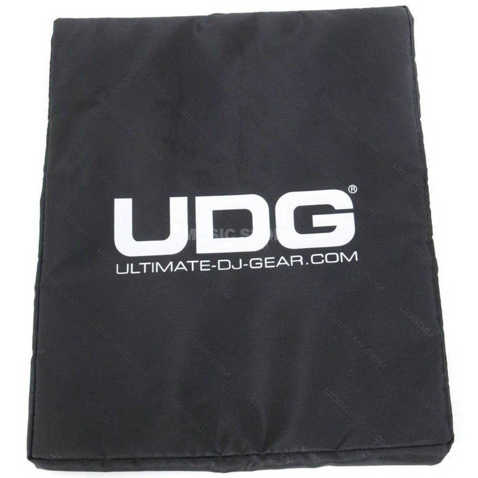 UDG CD-Player/Mixer Dust Cover Black (U9243) Product Image