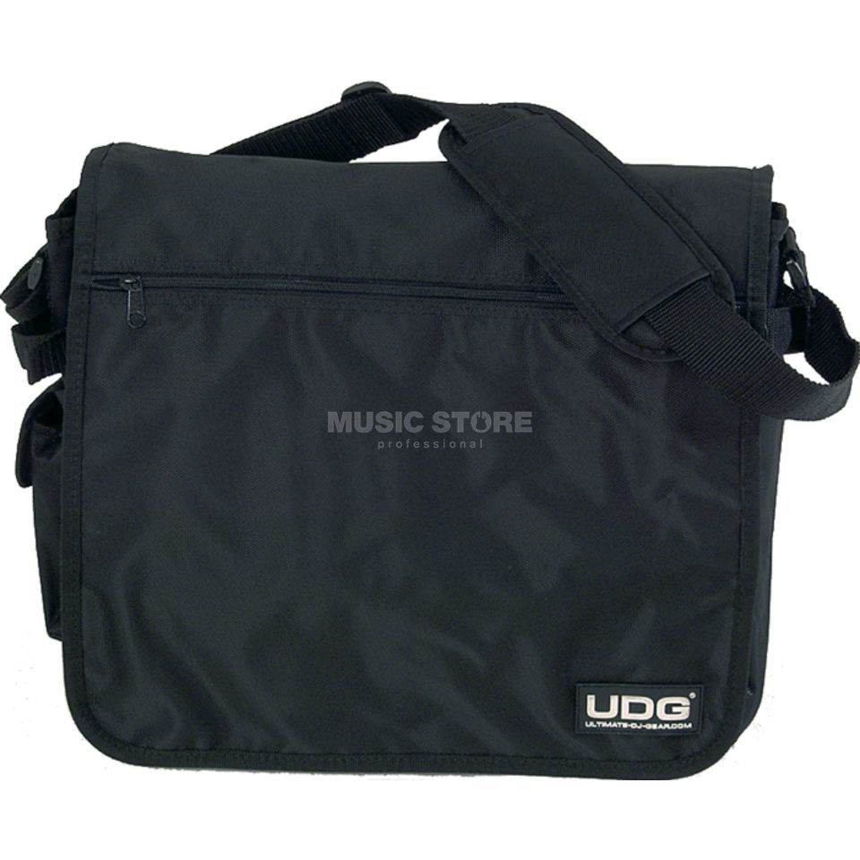 UDG Courier Bag black for 40 LP´s Product Image