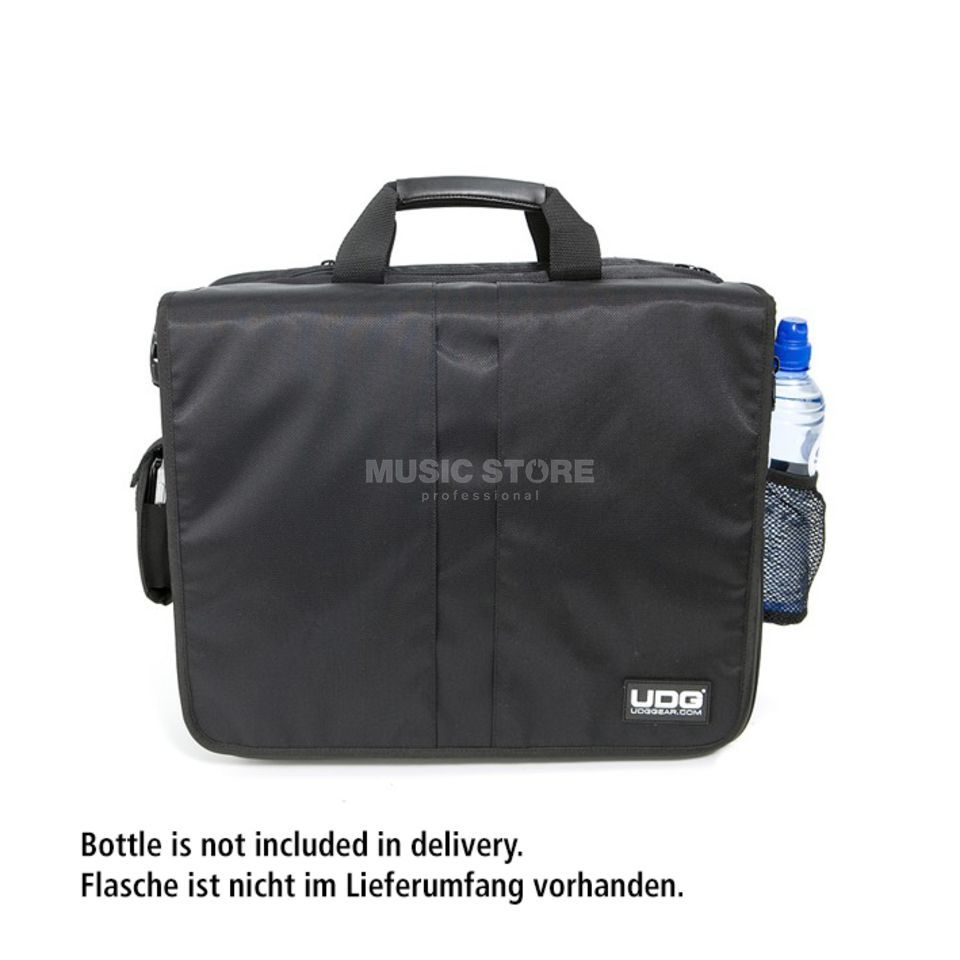 "UDG CourierBag DeLuxe 17"" Black/Orange (U9490BL/OR) Produktbild"