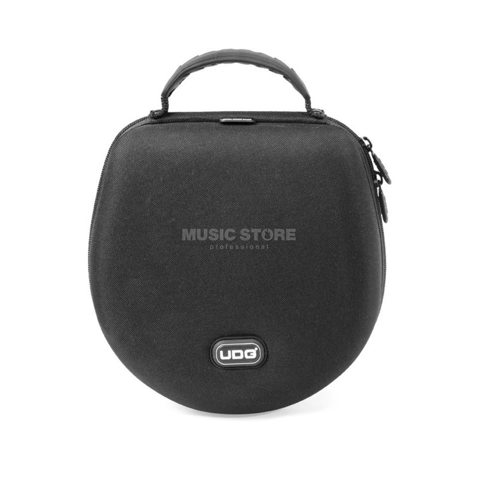 UDG Creator Headphone Case Large Black (U8200BL) Produktbillede