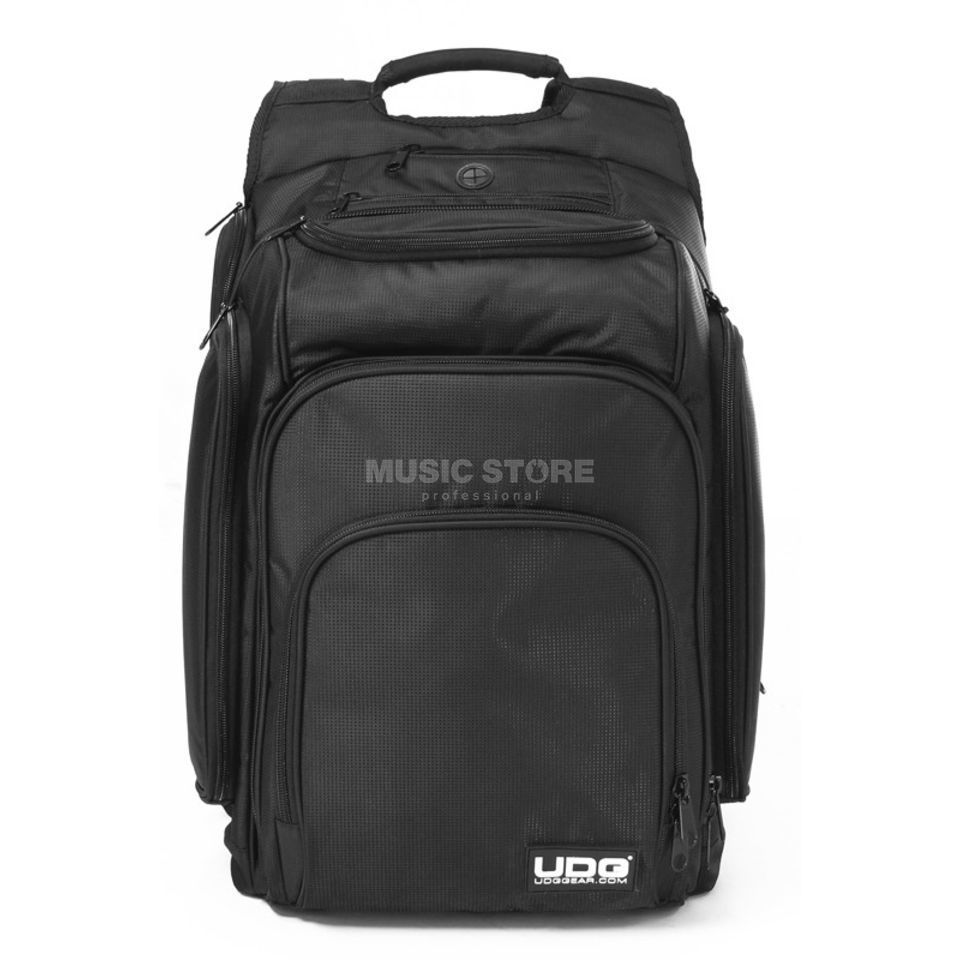 UDG Digi BackPack Black/Orange (U9101BL/OR) Product Image