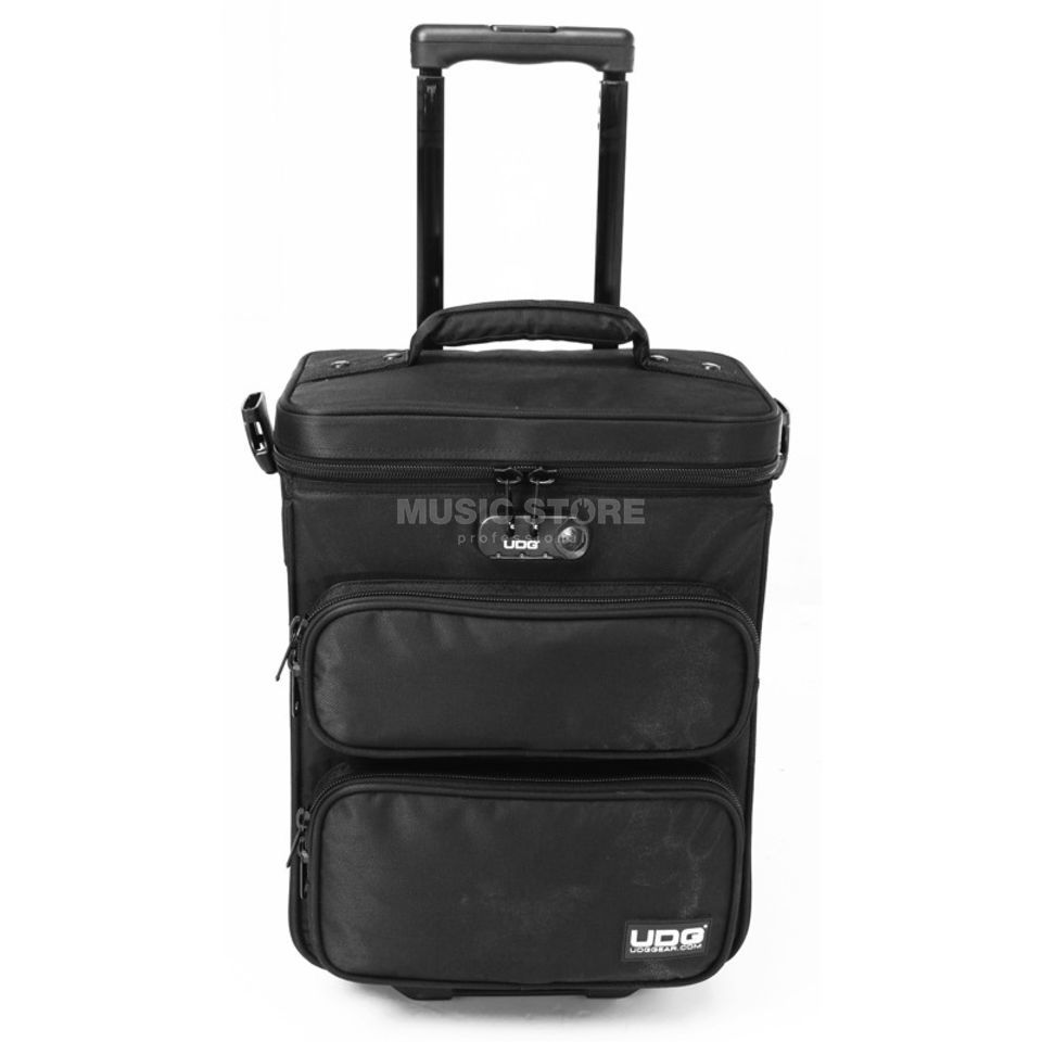 UDG Etui Digital Trolley To Go Black/Orange (U9880BL/OR) Image du produit