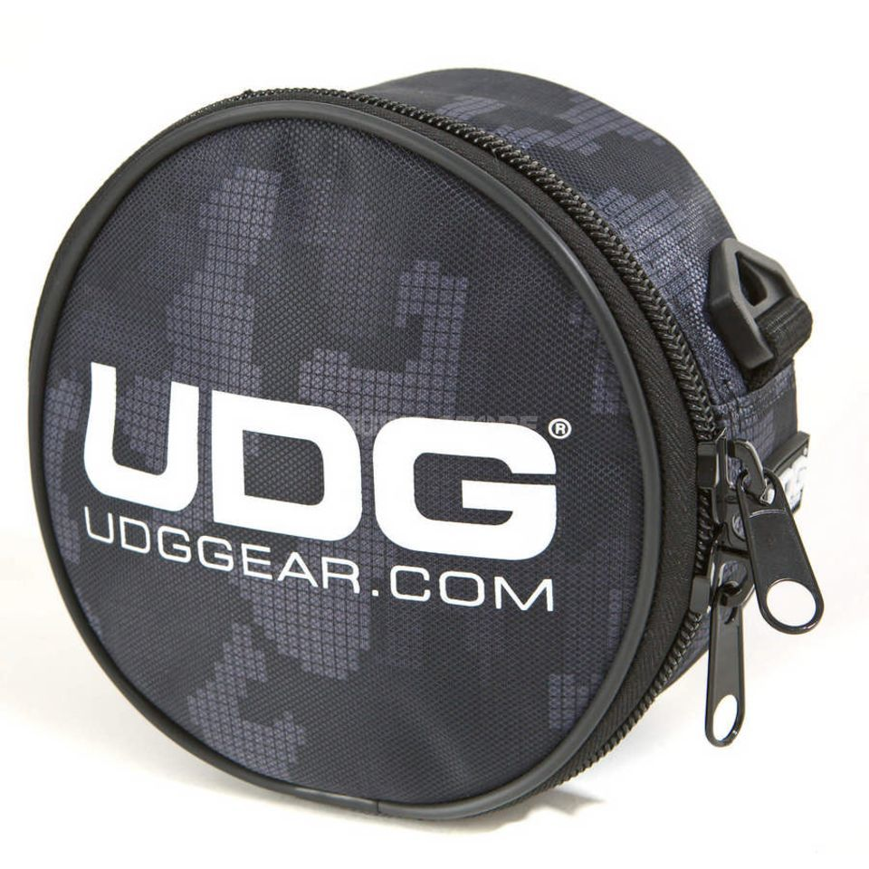 UDG Headphone Bag Digital Camo Grey (U9960CG) Produktbild