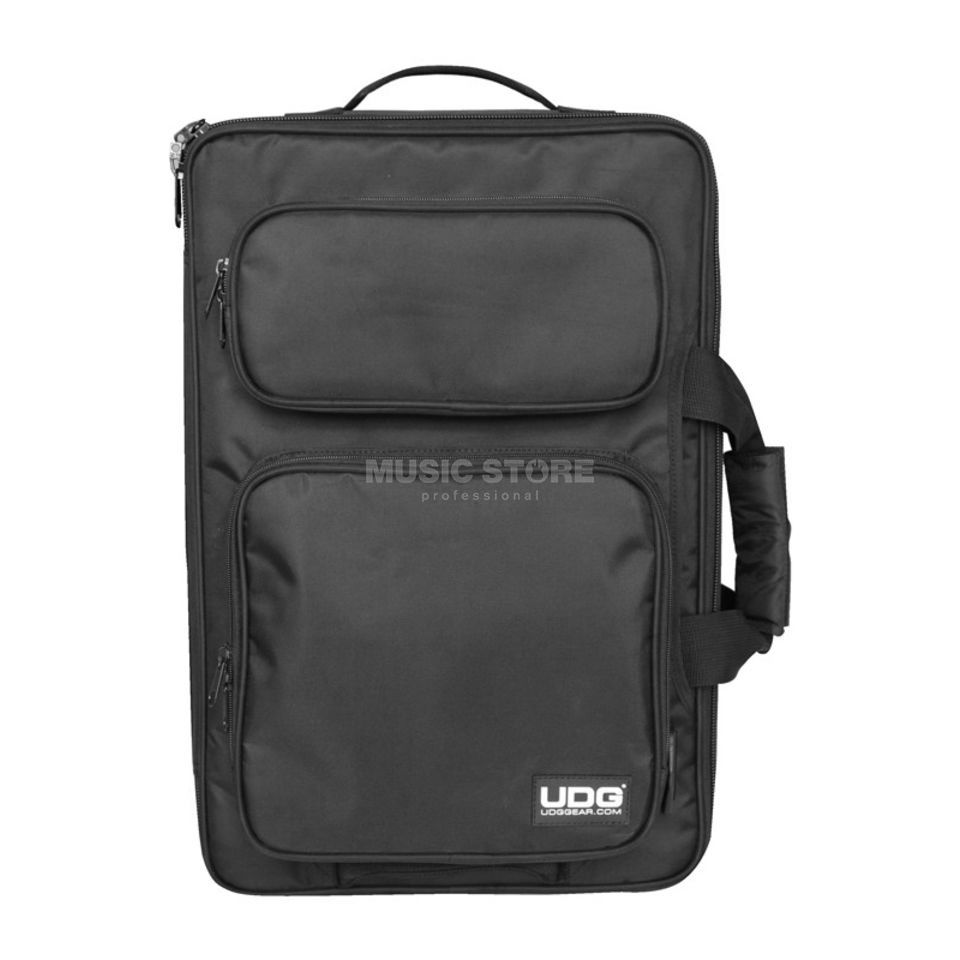 UDG NI-S4 Midi Controller Backpack Black/Orange (U9103BL/OR) Zdjęcie produktu