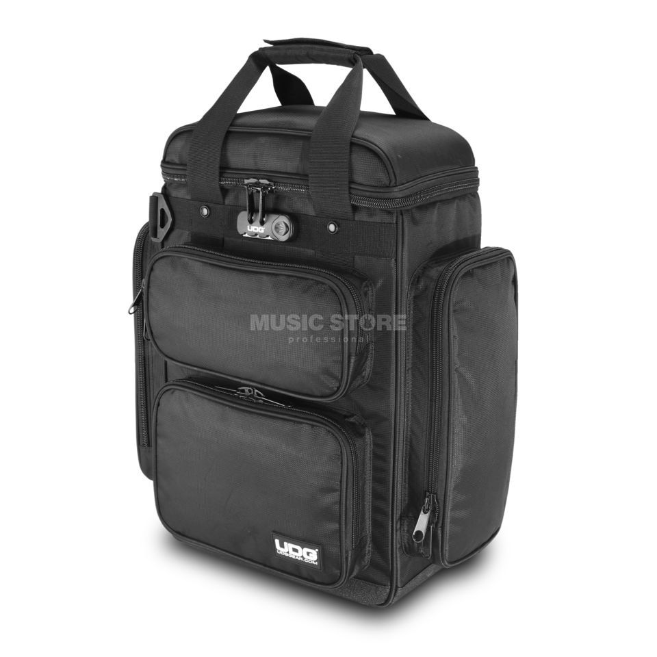 UDG ProducerBag Large Black/Orange (U9022BL/OR) Produktbild