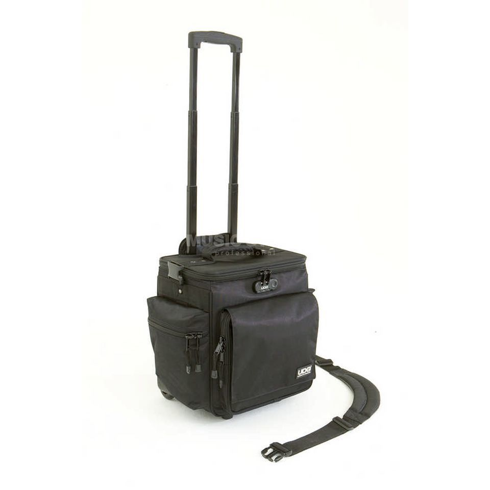 UDG SlingBag Trolley Deluxe Black/Orange Inside U9981BL/OR Produktbild