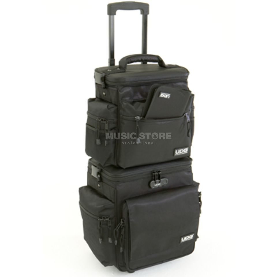 UDG SlingBag Trolley SET Deluxe Black (U9679BL) Product Image