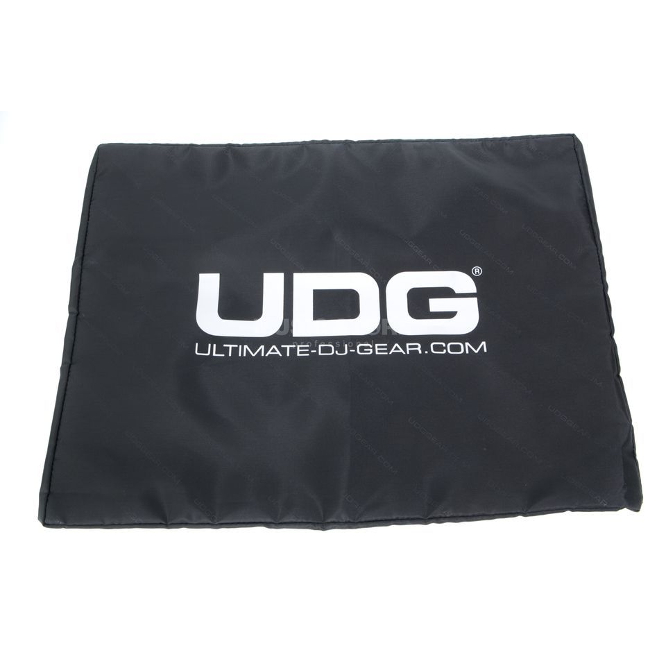 UDG Turntable Dust Cover Black U9242 Produktbillede