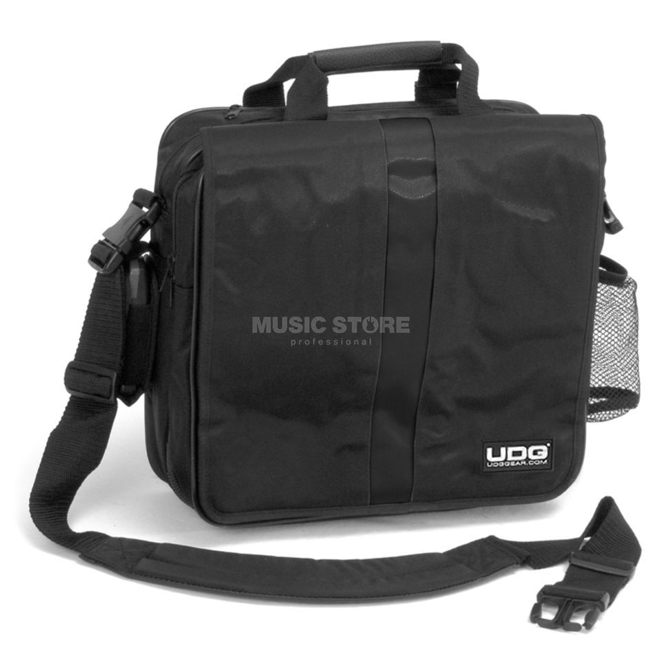 UDG UDG CourierBag Deluxe Black/ Orange (U9470BL/OR) Immagine prodotto