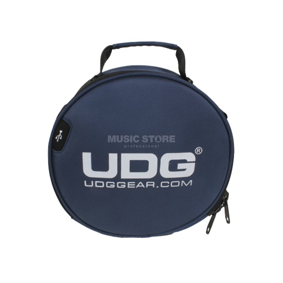 UDG Ultimate Digi Headphone Bag Dark Blue (U9950DB) Produktbild