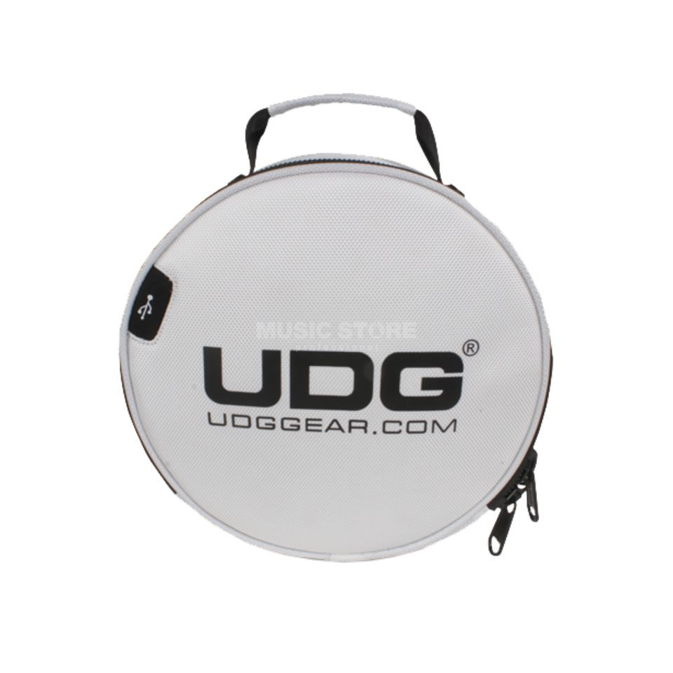 UDG Ultimate Digi Headphone Bag White (U9950WT) Product Image