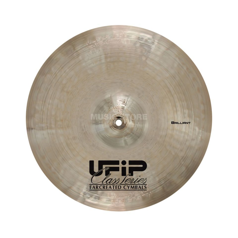 "Ufip Class Brilliant Crash 18""  Produktbillede"