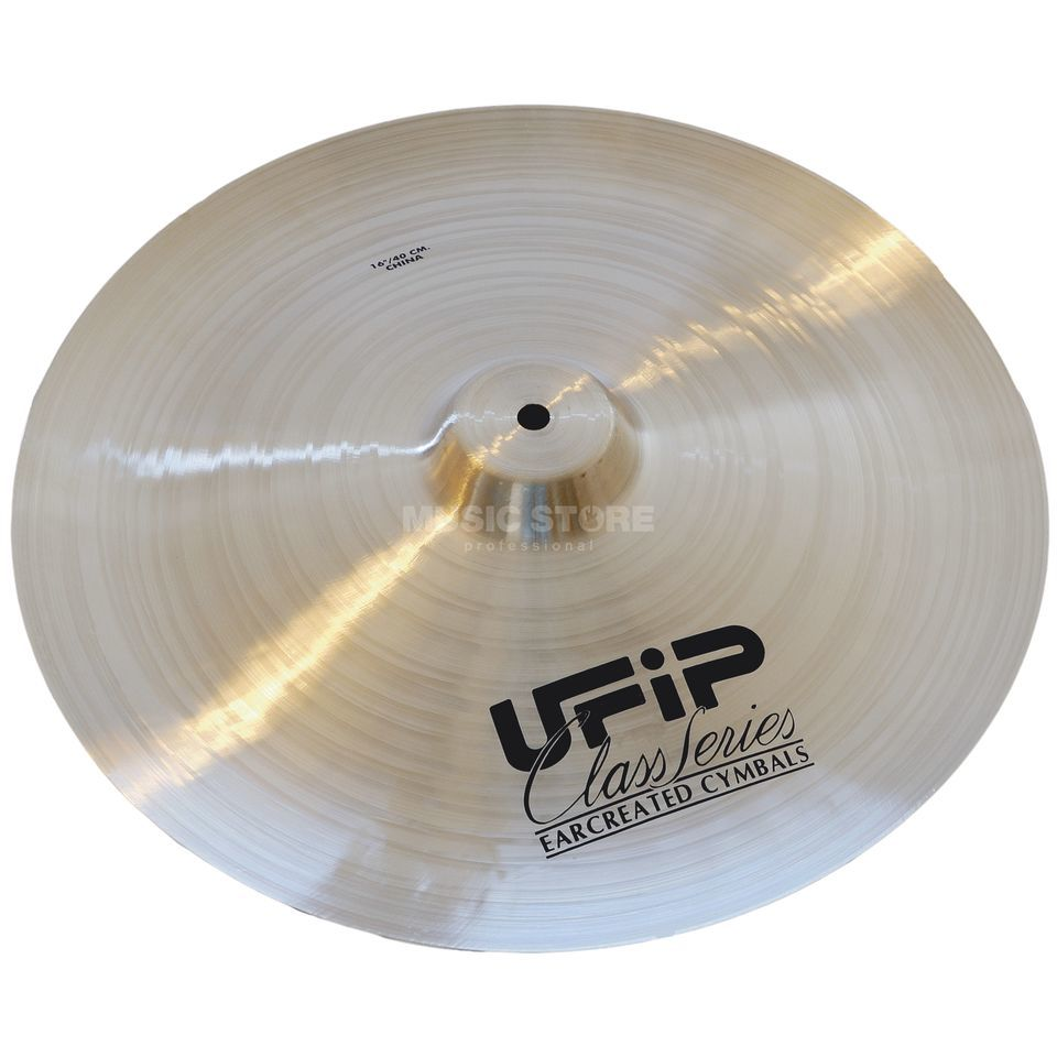 "Ufip Class Fast China 18"", Natural Finish Produktbild"