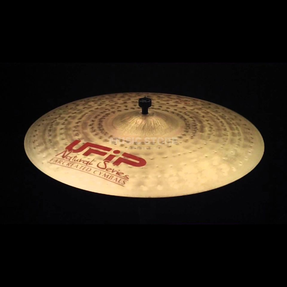 "Ufip Natural Crash 18""  Produktbillede"