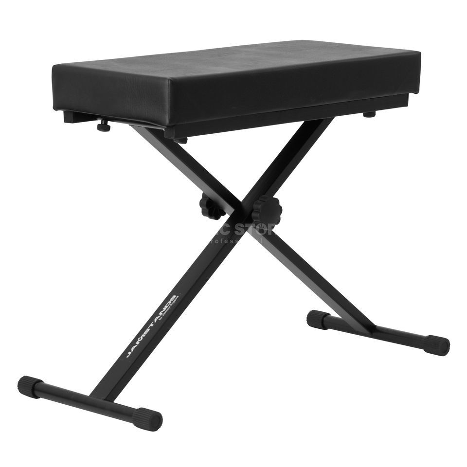 Ultimate Jamstand JS-MB100 Medium Keyboard Bench Product Image