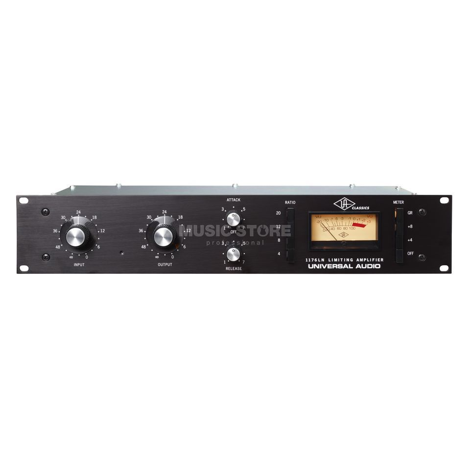 Universal Audio 1176LN Mono Limiting Amp/Compressor Produktbild