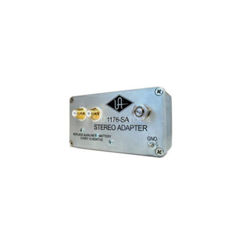 Universal Audio 1176SA Stereo Adapter    Produktbillede