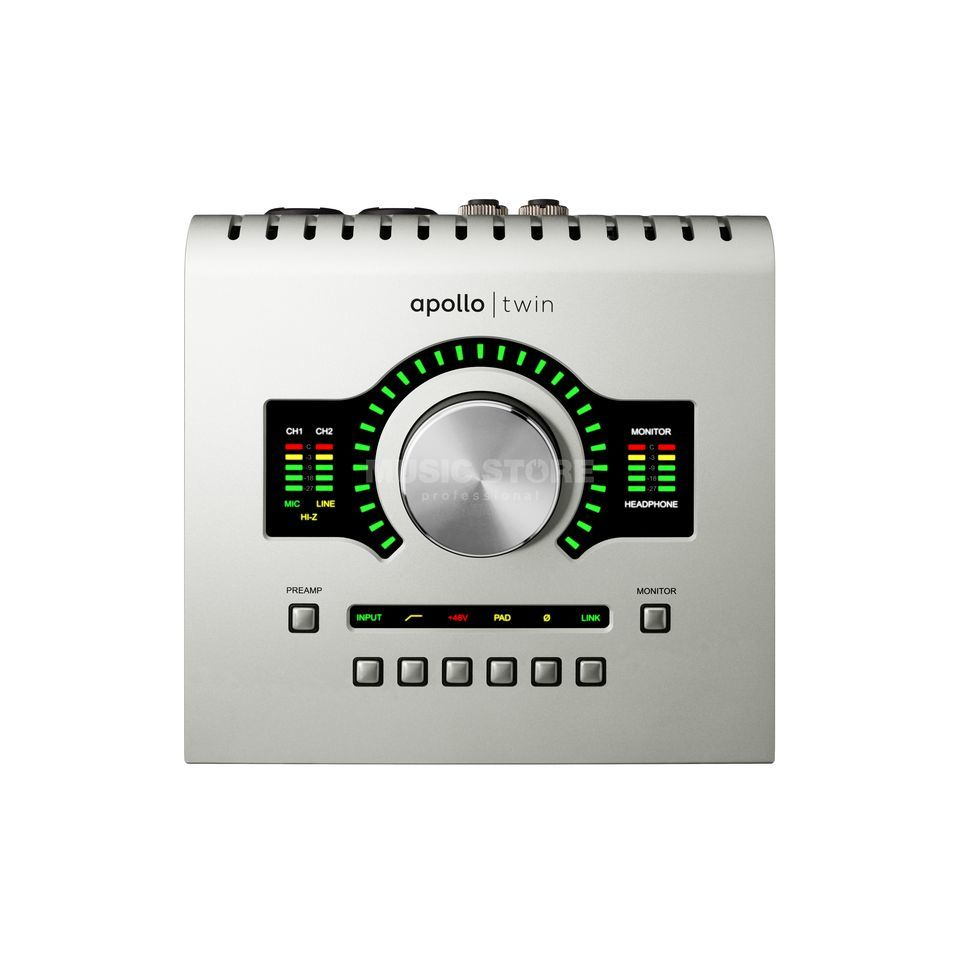 universal audio apollo twin duo usb b stock usb 3 0 audio interface music store professional. Black Bedroom Furniture Sets. Home Design Ideas